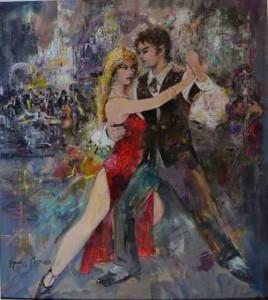 henze-morro tango