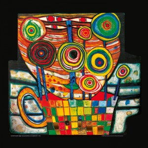 Hundertwasser Kunstdrucke und Bilder