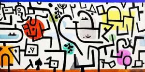 Klee, Paul - Rich Harbour (detail)