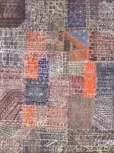 Klee, Paul - Structural II