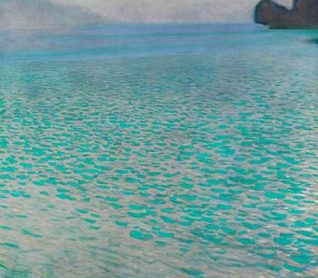 Attersee - Gustav Klimt