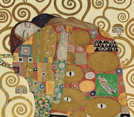 Die Umarmung - Gustav Klimt