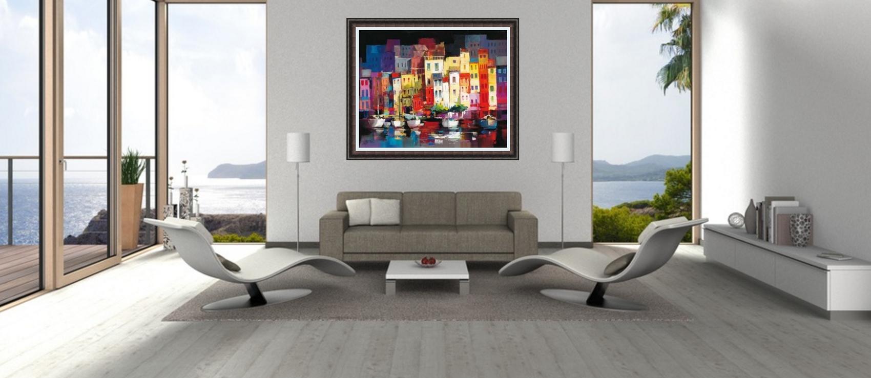 kunstdrucke leinwand und gem lde online bestellen galerie munk. Black Bedroom Furniture Sets. Home Design Ideas